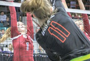 Lady Spartans fall to Lewis-Palmer, best Windsor at State Volleyball