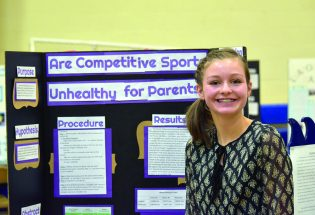 Turner Middle School Science Fair winners announced