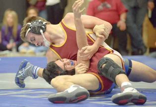 Spartans sending six wrestlers to state
