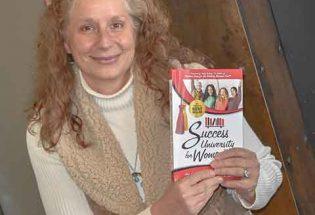 Local writer Kim Cruz featured in new book