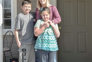 Berthoud Habitat helps another family's dreams come true