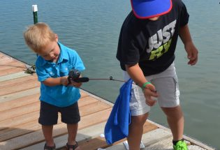 Photos: Berthoud Sportsman Club Youth Fishing Day 2017