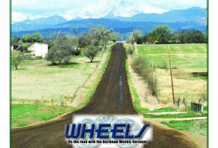 Wheels – August 31, 2017