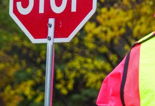 Volunteer crossing guard program for Mountain Avenue