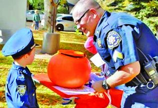 Sgt. Jim Anderson of Berthoud focuses on community involvement