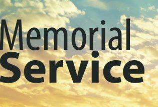 Gabe Archuleta memorial service