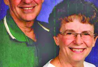 Larry and Linda Wrenn celebrate their 50th wedding anniversary