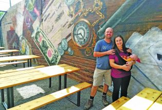 City Star doubles size of brewery with barrel room and beer garden