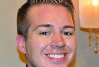 New town clerk, Christian Samora, is on the job and happy to be in Berthoud
