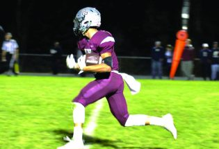 Berthoud football falls to Frederick