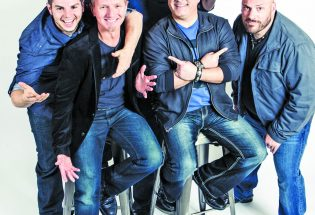 Internationally-acclaimed Face Vocal Band to perform in Berthoud