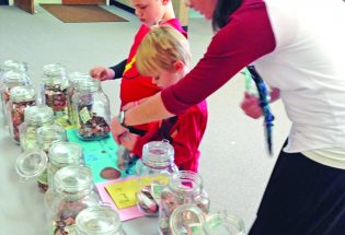 Ivy Stockwell penny wars help Texas school