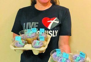 Kelsey's cupcakes initiative to bake 1,000 cupcakes this month for suicide awareness