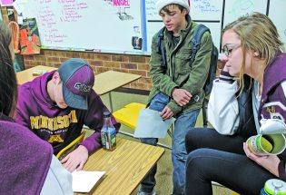 BHS Sources of Strength encourages students to embrace positive mindset