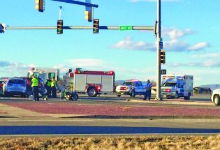 Denver woman killed in multi-vehicle crash in Berthoud