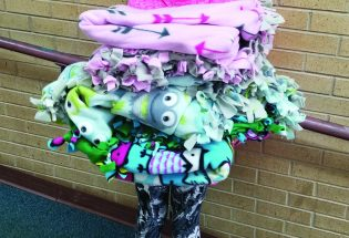 One student's vision evolves into school-wide service project at Berthoud Elementary