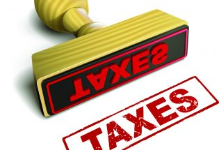 Look for property tax statements in the mail