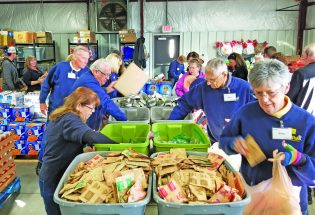 Loveland Rotary Club will hold three-day food drive to fill students' weekend food packs