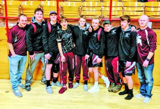 Spartans sending seven grapplers to state tourney