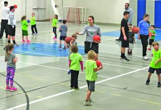 Berthoud Parks and Recreation offers youth basketball programs