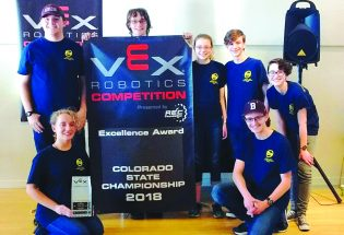 BHS team wins Excellence award, next stop – world championships