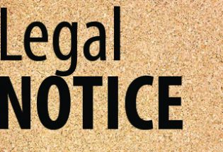 Legal Notice – Invitation to Bid: Carter Lake Filter Plant/Sludge Drying Beds