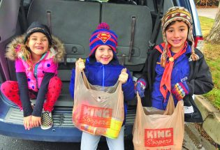 Scouting for Food collection for local food bank to take place March 24