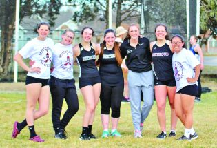 Berthoud Spike Meet a win-fest for the Spartans