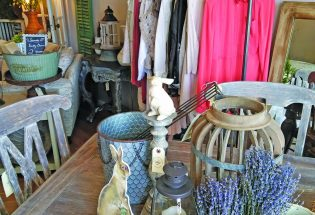 Berthoud Vintage offers furniture, clothing in urban country setting