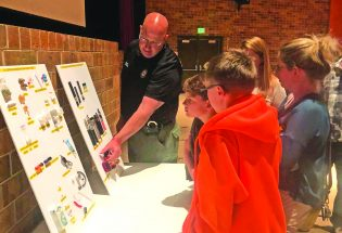 School resource officers educate community on drug use in Berthoud