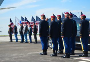 A hero comes home – Spc. Gabriel Conde returns to Colorado