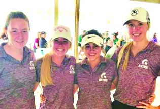 Berthoud golfer Kyra McDonald qualifies for state