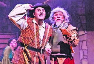 Man of La Mancha at Candlelight Dinner Playhouse Review