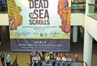 Berthoud group goes on pilgrimage to see the Dead Sea Scrolls exhibit