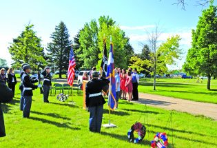 Memorial Day service in Berthoud to honor servicemen and women