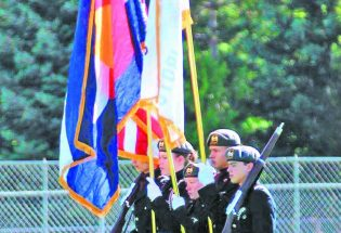 Berthoud High School JROTC fundraising for memorial to the school's fallen graduates
