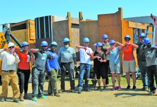 Near zero-energy DURA house developed by students in New York finds a home with Berthoud Habitat for Humanity