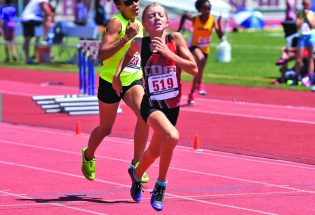 Berthoud's Paige Farnam to compete in the Junior Olympics