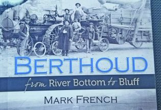 Local author's new book compiles Berthoud's early history into 259 pages of unraveled mysteries and intrigue