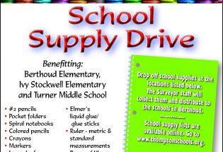 School Supply Drive & Back to School Bash