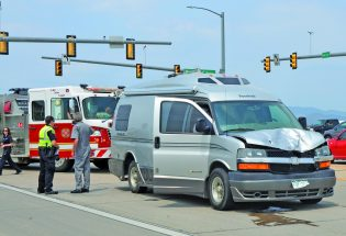 Berthoud teen seriously injured after being hit by car while riding bicycle