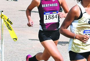 Berthoud harriers compete at Centaurus Invite