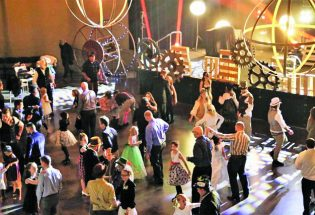 Grace Place's annual Father Daughter Dance will feature sock hop on Oct. 27