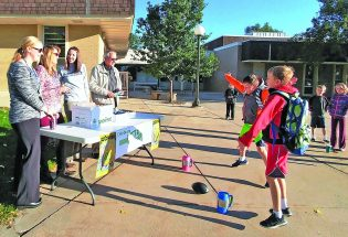 Berthoud schools encourage biking, walking to school Oct. 10