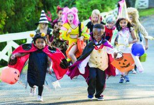 Halloween in Berthoud