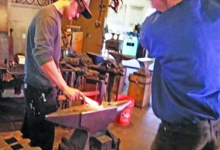 Blacksmith school being passed on to two Berthoud residents