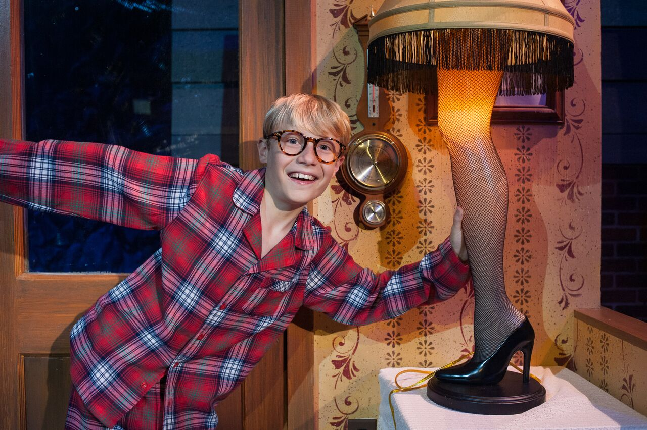 """A Christmas Story, The Musical"""" adds"""