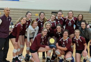 Berthoud volleyball turns in strong showing at state