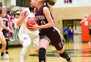 Team-focused Berthoud girls basketball aiming for big things