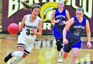Berthoud girls ace chemistry test at Spartan Classic last weekend